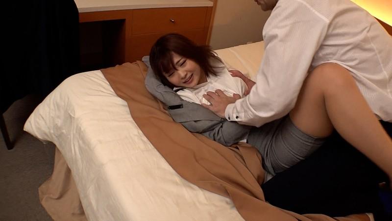 相部屋アナルNTR 絶倫上司に新婚OLが完堕ち 出張先のホテルで一晩中何度も中出しされた不倫アナル性交 妃月るい キャプチャー画像 1枚目