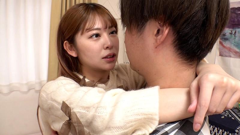 姉の彼氏をねっとりベロチュウで誘惑 あざとい甘えん坊キス魔 森日向子 画像2