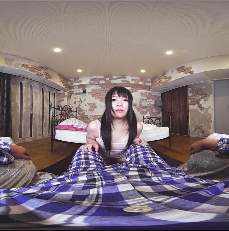 【VR】アナタの指でイクっ◆おもちゃでイカせて 南梨央奈 2枚目