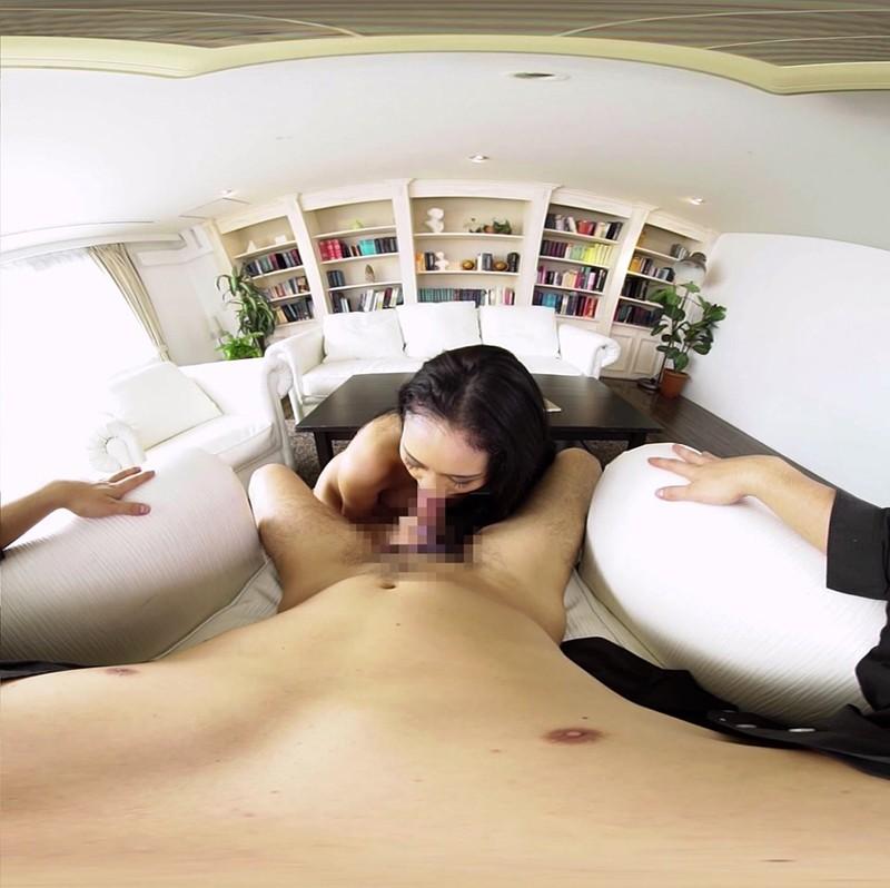 【VR】中出しOK!ヤリマンギャルのセックスフレンド◆ 藤本紫媛 キャプチャー画像 9枚目