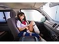 【VR】HQ 60fps【ハメ撮りVR】ツインテールが似合うスケベで可愛いJ○と狭い車内で密着中出しカーセックス 栄川乃亜