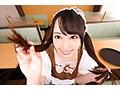 【VR】ツインテールの小悪魔ウェイトレス◆超絶美少女みづきち...sample4
