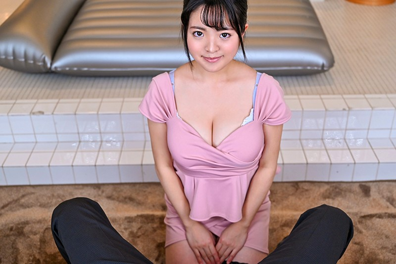 【VR】【時間無制限!発射無制限!】「みくの膣中に出してください…お客様」【凄テクとサービス満点】で癒してくれる【神乳Jcup】風俗嬢に【生中出し連発】出来る極上ソープランド 舞奈みく 画像2