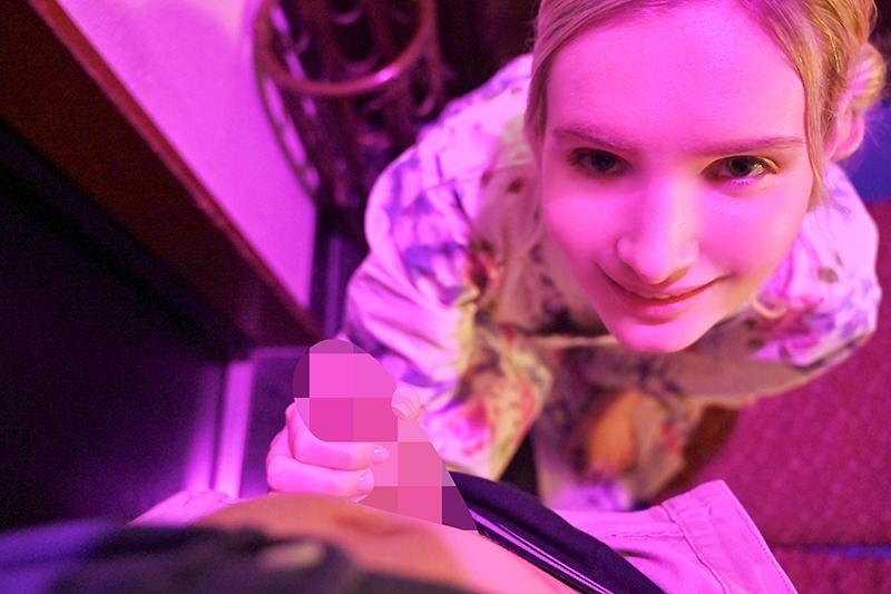 【VR】裏風俗で金髪美肌の北欧美人が浴衣姿で媚薬服用おもてなし【即尺ごっくん】からの【生中出し・顔射】金玉袋が枯れるまで極上キメパコSEX リリー・ハート 画像3