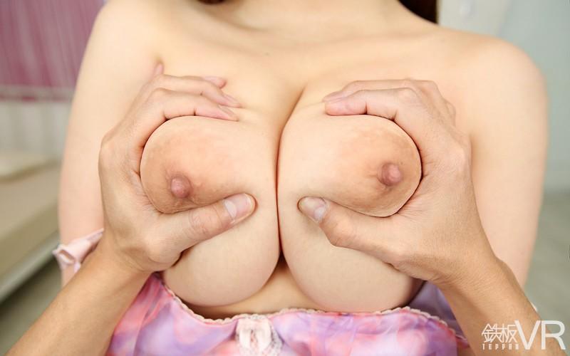 【VR】神乳BEST 乳フェチの為の乳プレイ 大きなオッパイを愛でる