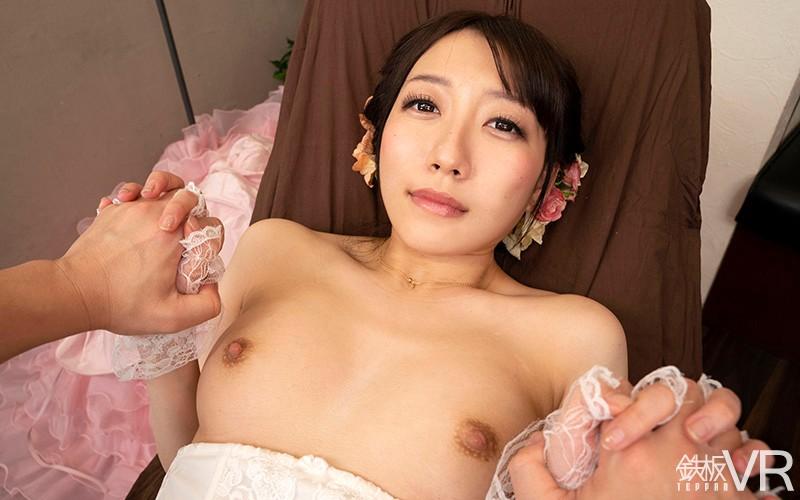 【VR】HQ60fps NTR結婚式 友達の花嫁は調教済み 式当日に完全服従中出しSEX