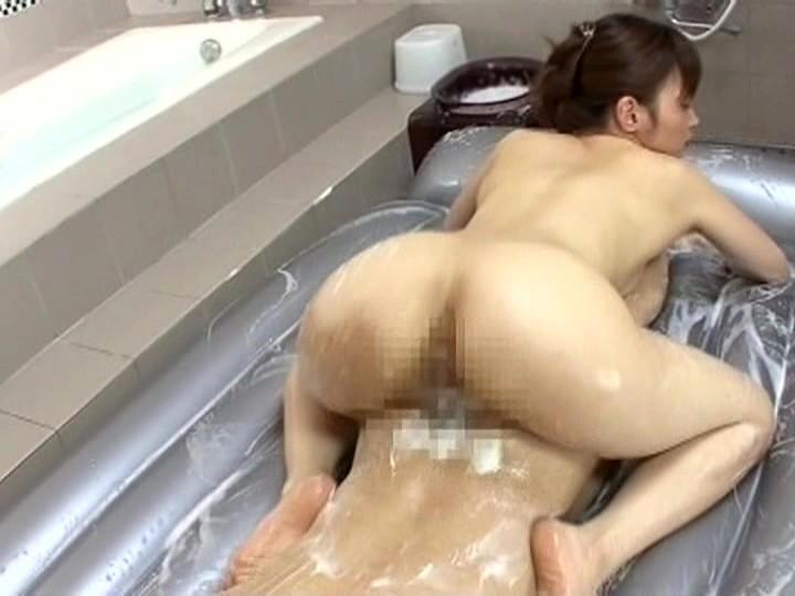 熟女ソープ 密着陰毛タワシ洗いで大満足![h_125ts00068][TS-068] 12