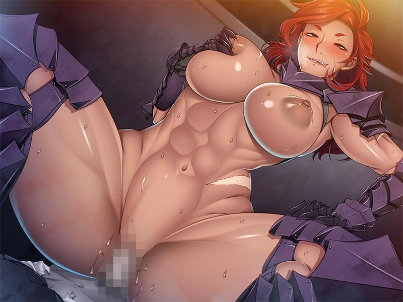 女戦士テオドラ~恥辱の闘技場~ The Motion Anime 4