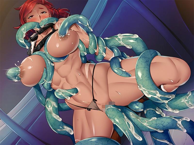 女戦士テオドラ~恥辱の闘技場~ The Motion Anime 5