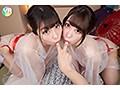 【VR】呼吸を忘れるほど美しい乳時雨 二人の巨乳若女将が最高...sample6