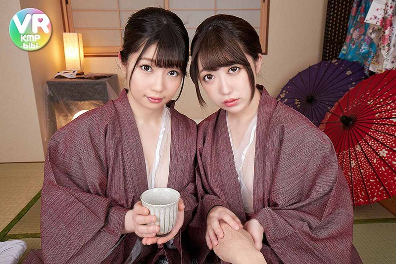 「二人の巨乳若女将」のサンプル画像です