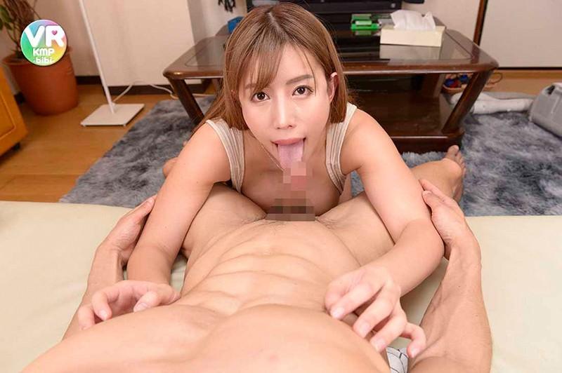 永井マリアの乳首責めフェラ