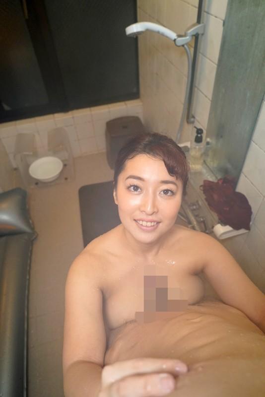 【VR】VRドラマ マット風俗で本気で感じる人妻 篠崎かんなのサンプル画像