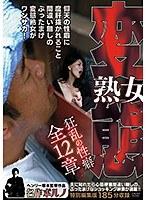 変態熟女 狂乱の性癖全12章