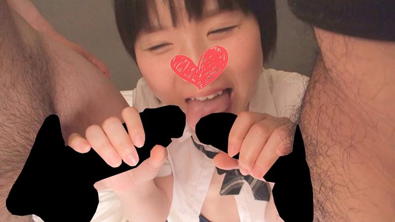 【JプレミアムK】オジサンは汚いところを舐めてくれるから好き◆オジサンち○ぽ好き変態娘【個人撮影】