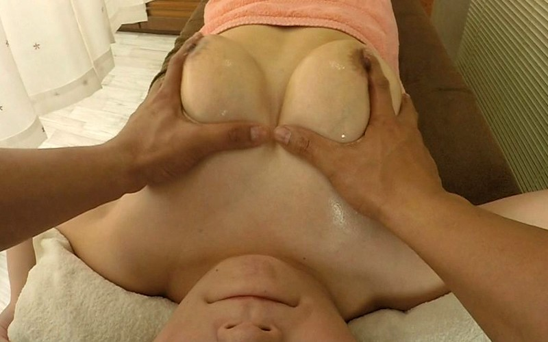 【VR】性感おっぱい乳首エステのサンプル画像