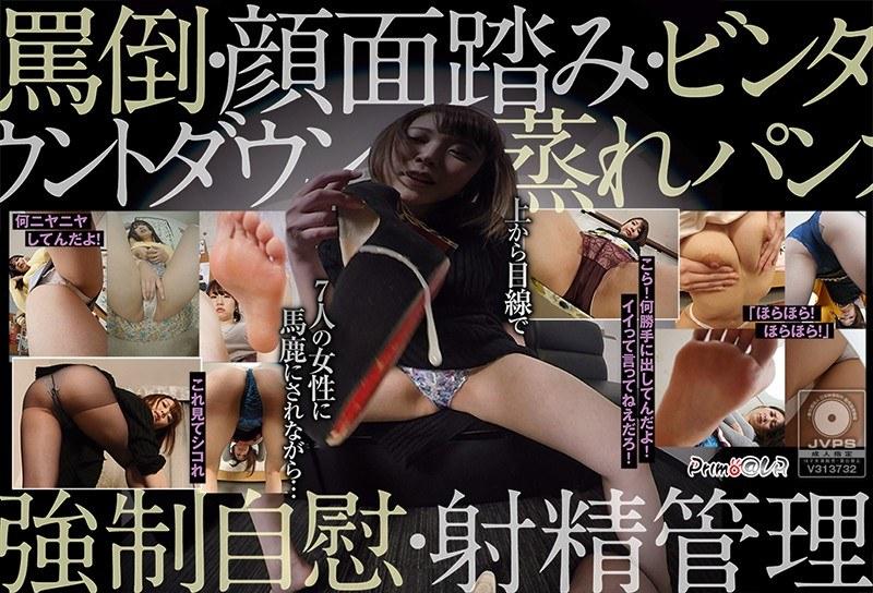 【VR】土下座視点 「おい!辱められてんのに何シコってんだよ!」(h_1321pydvr00032)