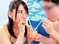 ◆素人ナンパ企画◆『まだイケそう?♥』海ナンパのビキニ娘が童貞チ○ポに神対応!生ハメ性交で中だし大サービスw(4)