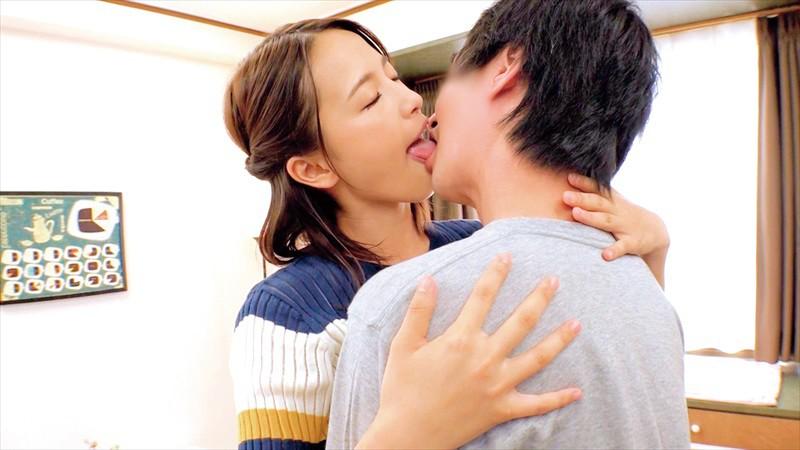 素人女子大生が童貞君とくちSEX!キス未経験男子にキス好き女子がDキス、舌吸い、舌挿入、舌激ピストン!顔中よだれまみれで恍惚絶頂!下のお口も濡れ濡れになってま●こでも生中童貞筆おろし!!2 9枚目