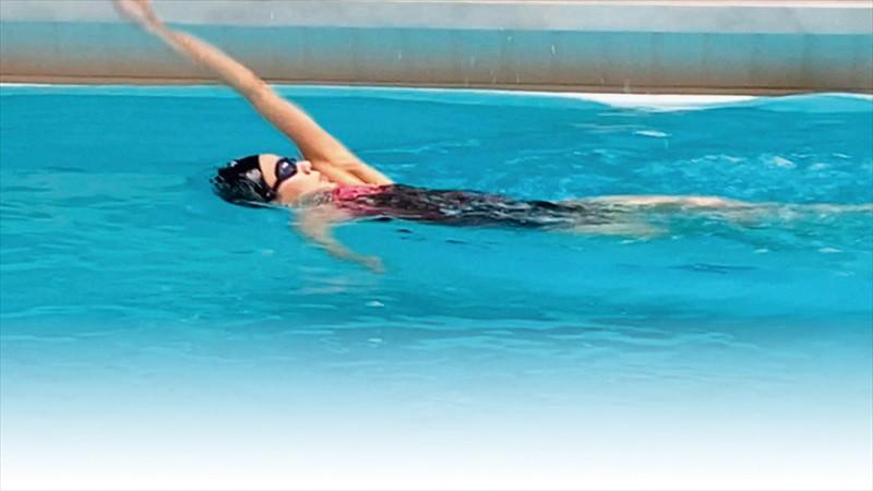 ジュニア○○ンピッ○背泳ぎ100m金メダリスト 奇跡のかわいさ奇跡の肢体 一颯めぐ AVDebut 画像2