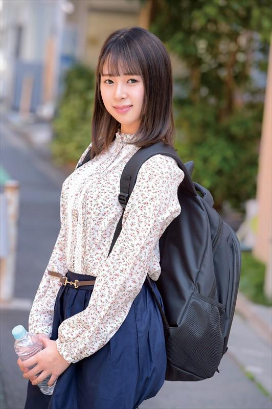 超絶かわいい 塩美あいり AVデビュー! 1枚目