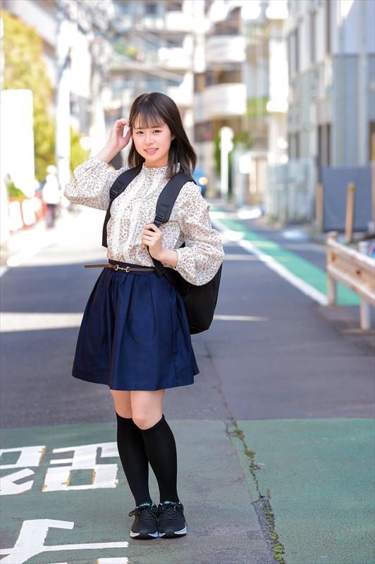 超絶かわいい 塩美あいり AVデビュー! 2枚目