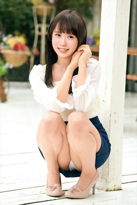新人ピュアしか勝たん!福岡育ちの敏感女子大生、AVデビュー高山すず キャプチャー画像 2枚目
