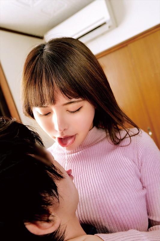 素人女子大生の皆さんww青空の下で脳がトロける超濃密ベロキス体験してみませんか?舌を絡ませる糸引き涎ダラダラディープキスで高まっちゃって!?とにかくキスキスキス生々しい接吻中出しSEXww 画像1