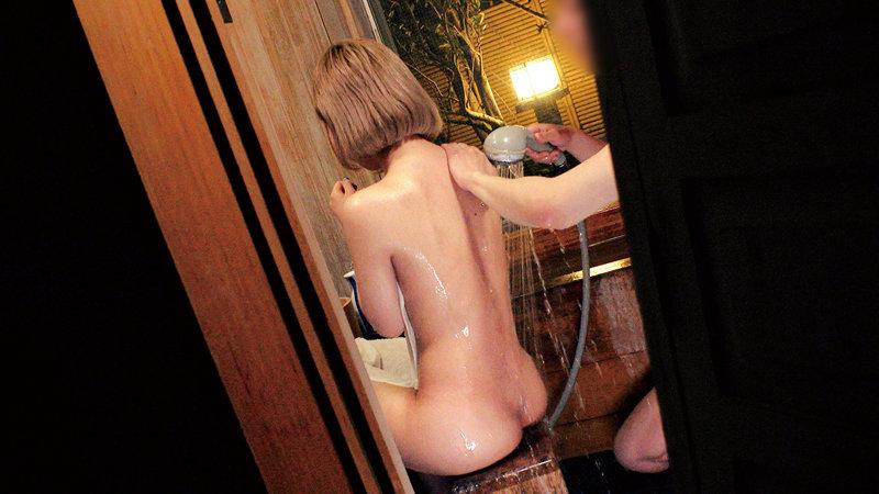 もしも…終電逃した男女の友達が「混浴温泉で洗いっこ」体験したらどうなるの…!?友人・仕事・先輩後輩関係の男女2人がほろ酔いで心も体も裸になり混浴温泉で互いの身体を洗い合い男女同時発情…果たして一線を越えてSEXしてしまうのか!? キャプチャー画像 15枚目