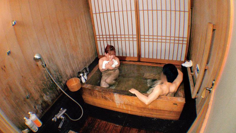 もしも…終電逃した男女の友達が「混浴温泉で洗いっこ」体験したらどうなるの…!?友人・仕事・先輩後輩関係の男女2人がほろ酔いで心も体も裸になり混浴温泉で互いの身体を洗い合い男女同時発情…果たして一線を越えてSEXしてしまうのか!? キャプチャー画像 9枚目