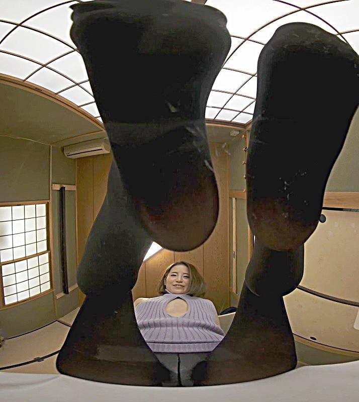 【VR】変態フェチセレクション THEストッキング vol.1 画像8