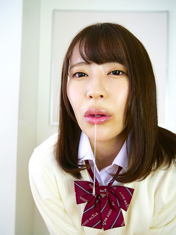 【VR】女子○生 フェチ図鑑VR 女子●生の唾たらしcomplete selection