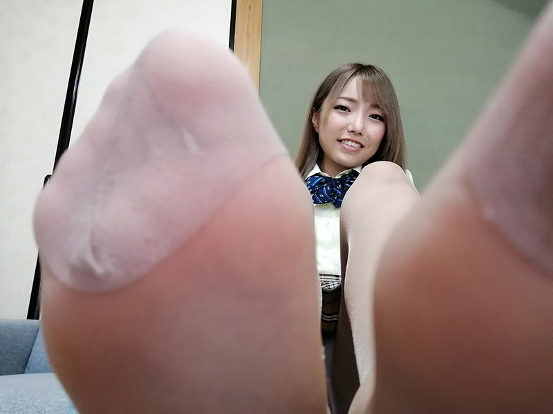 【VR】女子○生 フェチ図鑑VR 夏原唯11