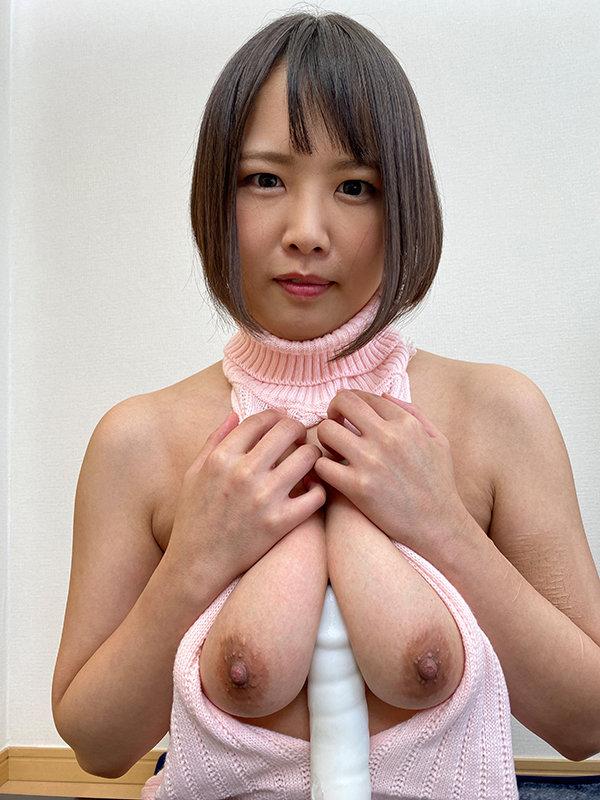 【VR】変態フェチセレクション 巨乳ディルドパイズリ