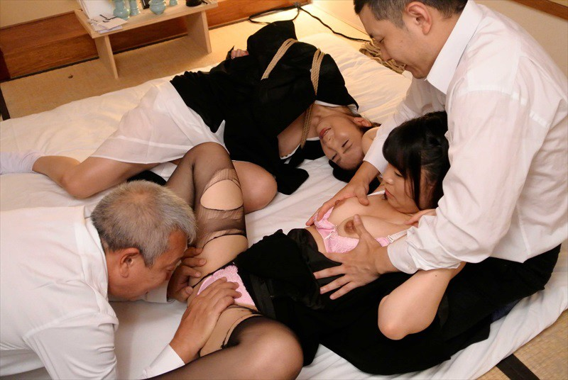夫に先立たれ疼く身体を抑えられない未亡人 5時間18