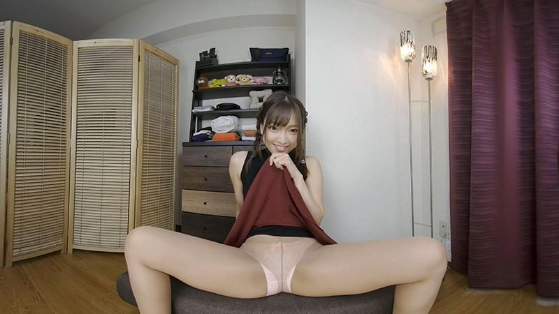 【VR】スカートの中に潜りたい