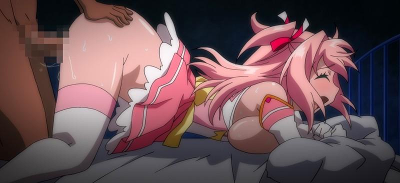 愛聖天使ラブメアリー 〜悪性受胎〜 THE ANIMATION 第1巻9