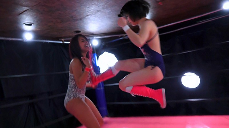 セクシーアイドルプロレスリング ワールドマッチ 日本vsアメリカ 画像3