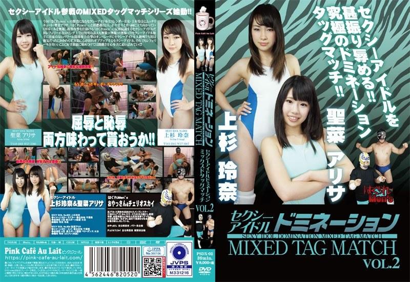 セクシーアイドルドミネーションMIXED TAG MATCH VOL.2