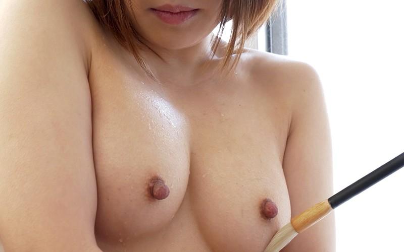 くすぐりプレイ 〜濡れた筆でいじくりマッサージ〜 麻里梨夏 15枚目