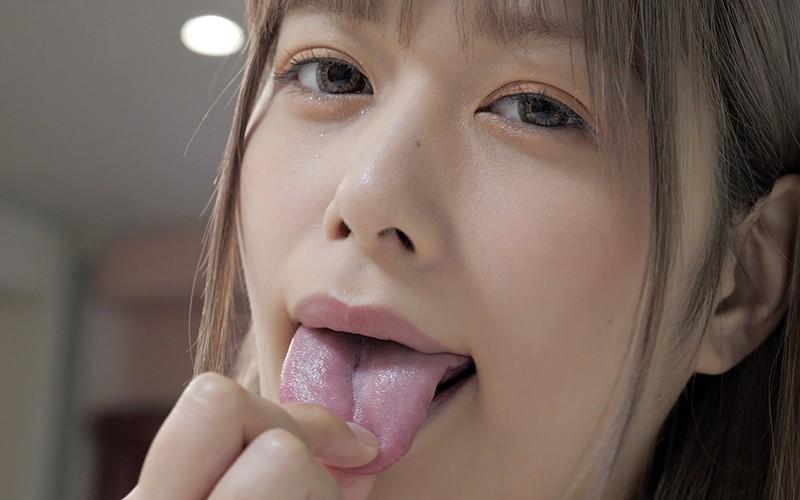 舌ベロフェチ 〜舌ベロ観察&電マ本気オナニー〜 紺野ひかる 13枚目