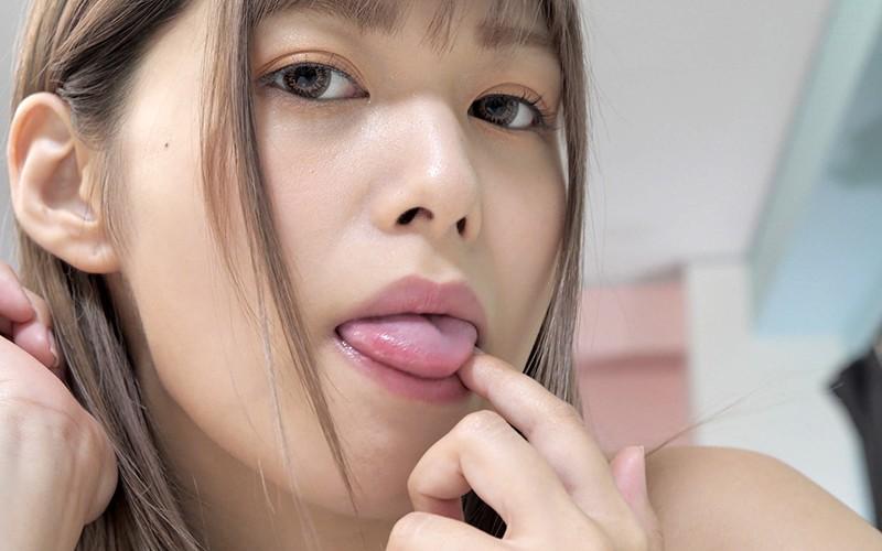 舌ベロフェチ 〜舌ベロ観察&電マ本気オナニー〜 紺野ひかる 6枚目