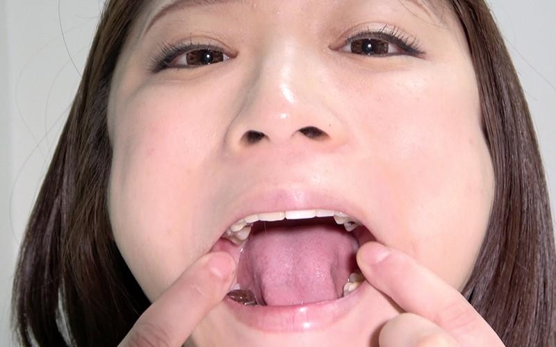 口内フェチ 〜口内・のどちんこ・銀歯観察〜 天希ユリナ