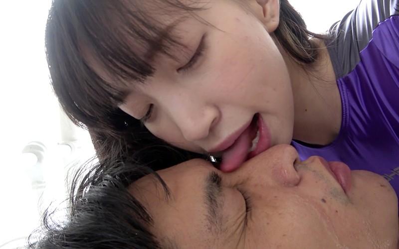 舌ベロフェチ 〜M男に極エロツバベロ手コキ攻め〜 冬愛ことね 12枚目