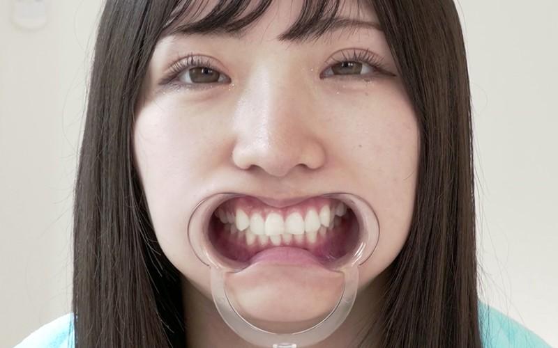 歯フェチ 〜歯・舌ベロ観察〜