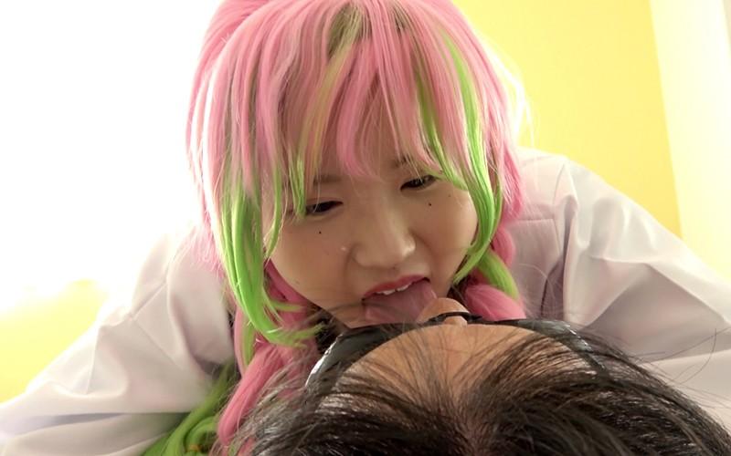 舌ベロフェチ 〜極エロの顔舐め&鼻フェラ&手コキ〜 水沢つぐみ 4枚目
