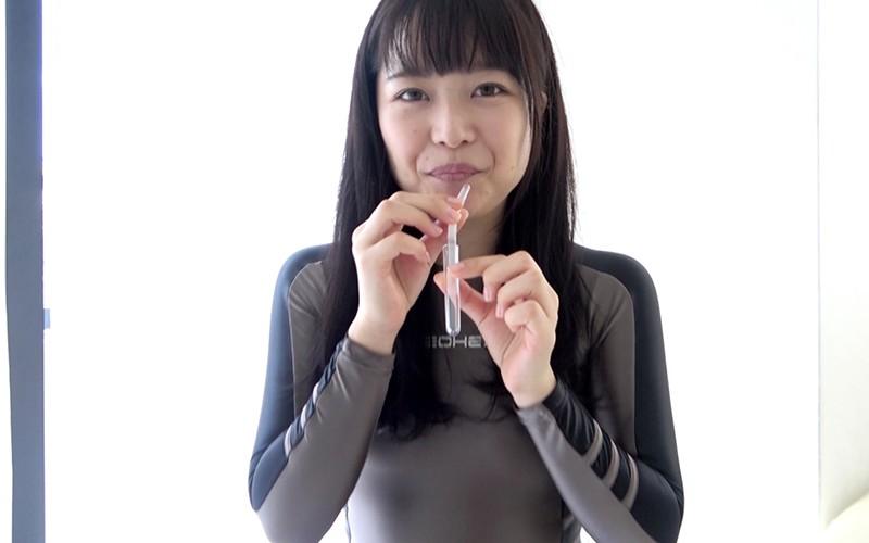 唾フェチ 〜アクリル板舐め&唾垂らし&唾採取〜 宮沢ちはる 画像10