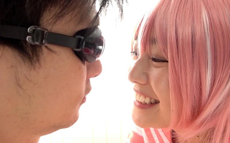 顔舐めプレイ 〜ベロキス&顔舐め&鼻フェラ〜 宮沢ちはる 画像1