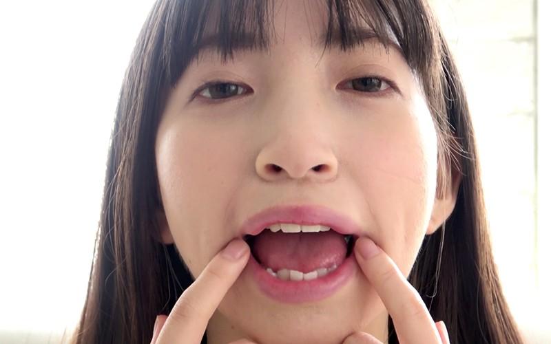 舌フェチ 〜舌ベロ・歯・口内観察〜 冬愛ことね 画像12