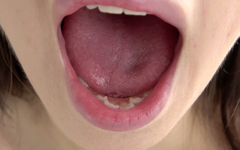 舌フェチ 〜舌ベロ・歯・口内観察〜 冬愛ことね 画像14